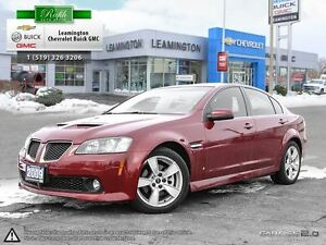 2009 Pontiac G8 IT'S A BEAUTY--- RWD-- V8 --GT