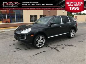 2009 Porsche Cayenne NAVIGATION/SUNROOF/LEATHER