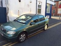 Vauxhall Astra 1.8 Auto in Pristine Condition – 1 Owner Full History *** PRICED REDUCED ***