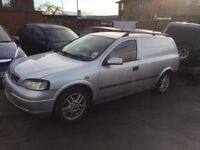 Vauxhall Astra sportive van 1.7cdti good condition