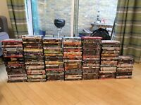 206 DVD's for sale as joblot