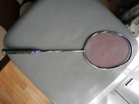 Ashaway Thunder Wave silver Badminton