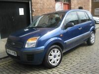 FORD FUSION 1.4 AUTOMATIC ## CHEAP TO TAX RUN AND INSURE ## 5 DOOR HATCHBACK ## SIMILLAR TO FIESTA