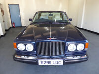 Bentley Turbo 1988 Petrol Full Service History, Collector, Classic, Cheap, Bargain, Cheap cars