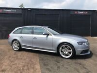 Audi A4 2.0 tdi s line SPECIAL EDITION diesel
