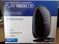 A great Belkin modem/router...new