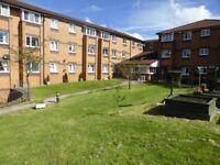 Over 50's 1 bedroom, first floor flat at Cwrt Andrew Buchan, Rhymney