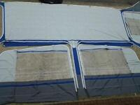 Caravan NR Awning,size 19 (975 to1000) only used twice and in perfect condition!!.