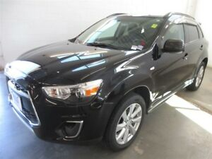 2015 Mitsubishi RVR Limited- 4x4! ALLOYS! HEATED SEATS! BLUETOOT