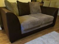 Sofa: X2 two seaters