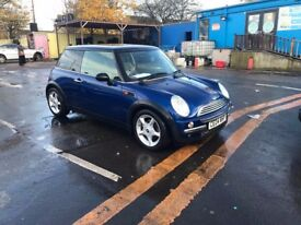 Mini Cooper 04, 99K miles, COMES WITH 12 MONTHS MOT!!!