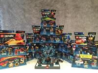 Lego Dimensions toypad and characters for x box one
