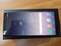 Samsung Note 8 - Unlocked - Dual sim card