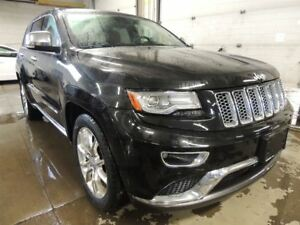 2014 Jeep Grand Cherokee Summit, PANO ROOF, NAVI, BACK UP CAMERA