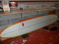 guts heritage longboard