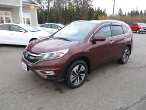 2015 Honda CR-V Touring AWD, FULLY LOADED!!