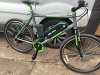 Ebike mongoose pro electric bike 1000watt