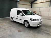 2014 vw caddy van 1.6 tdi side loading door excellent condition fsh full mot no vat!!!!!!!