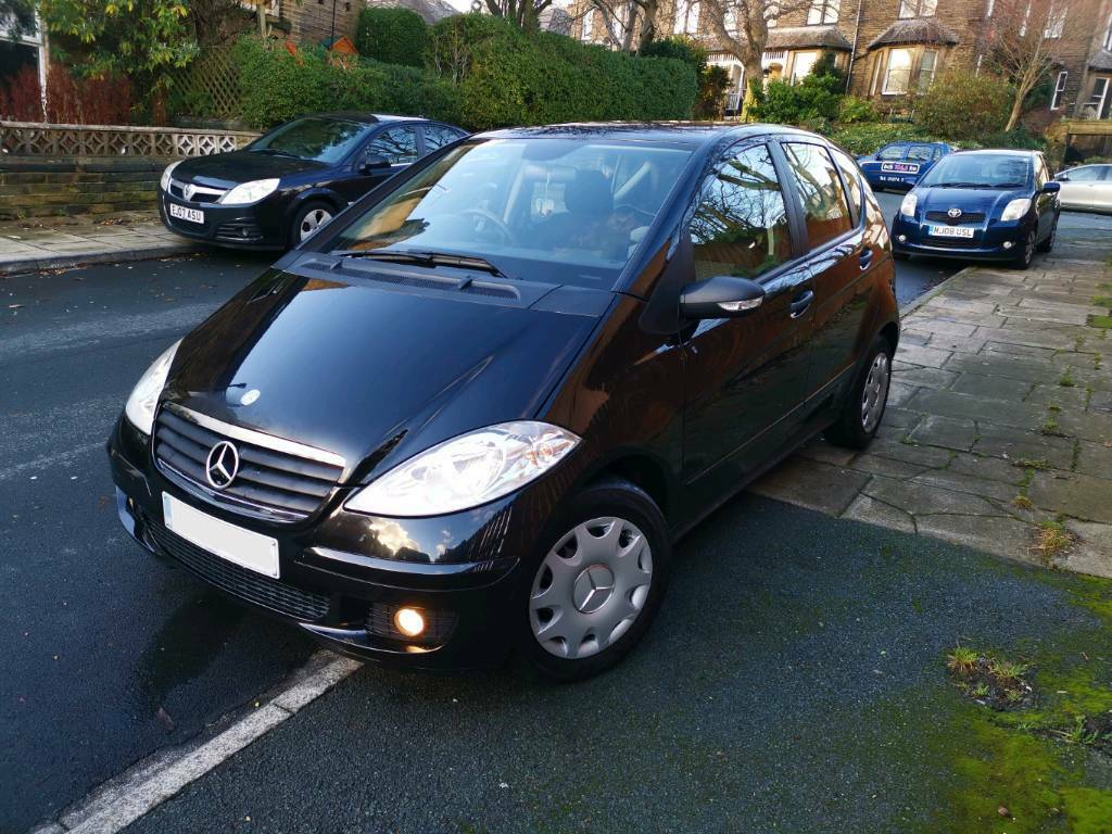 2006 MERCEDES A160 CDI 102K FSH CLEAN CAR DRIVES WELL EXCELLENT MPG | in  Bradford, West Yorkshire | Gumtree
