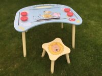 Children's Play Table & Stool