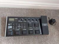 Korg AX3000G guitar effects pedal