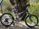 "Kids specialized 20"" wheel mountain bike"