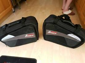 Oxford sports motorcycle luggage
