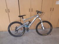 Marin Rift Zone Mountain Bike full suspension