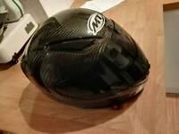 MT Revenge Carbon Helmet Size Large