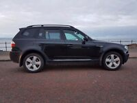 **2005 BMW X3 D Sport with lots of extras**