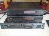 Music system for sale-CD player & speakers