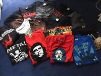 Job lot of 35 classic T Shirts
