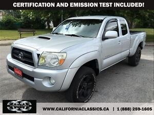 2006 Toyota Tacoma TRD 4.0L EXTENDED CAB - 4X4
