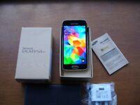 Pristine Samsung Galaxy S5 Mini (SM-G8000F 16GB)
