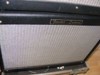 Fender Hot Rod Deluxe Extension Cabinet / Flight Case