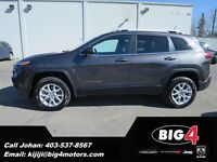 2014 Jeep Cherokee Hard to Find North with V6, PRICE DROP!!!