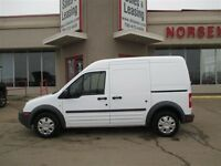 2013 Ford Transit Connect XL Cargo Van Bucket Seats Lots of Shel