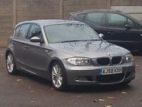 BMW 1 Series-M sport- Hatchback- 58plate-Diesel- Manual- 5dr- Alarm System-Heated Rear Screen