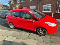 Automatic Ford B Max