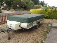 Pennine Clubman Folding Camper