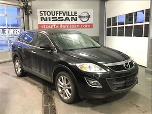 Mazda Cx-9 gt (a6)loaded leather , navigation, bose audio 2012