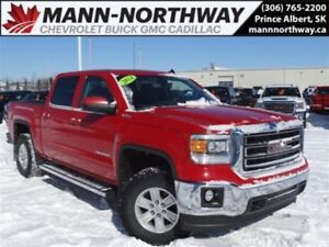 2014 GMC Sierra 1500 SLE | Remote Start, Tow Package.