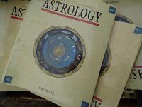 Astrology Collector Magazines, inc. tarot cards etc.