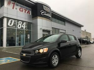 2016 Chevrolet Sonic Back up camera, Remote start
