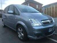 2006 '56' VAUXHALL MERIVA 1.6 AUTO TIPTRONIC **37,000 MILES** 0 PREVIOUS OWNERS
