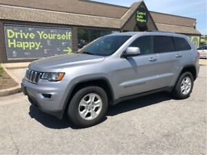2017 Jeep Grand Cherokee Laredo 4x4 / bluetooth / back up camera