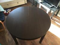 IKEA Extended Dinning table