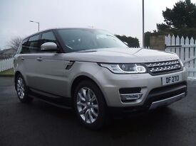 2014 Range Rover Sport HSE, in Original Pristine Condition and with Warranty
