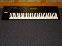 Roland W-30 Music Workstation keyboard