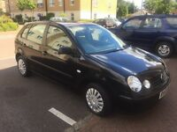 2003 Volkswagen Polo 1.2 E 5dr, Full Service History, Long MOT 03/2017, PART EXCHANGE WELCOME